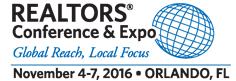 2016 REALTORS Conference